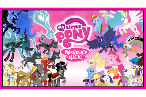 My Little Pony Friendship is Magic Games - Part 1 to 5 ...