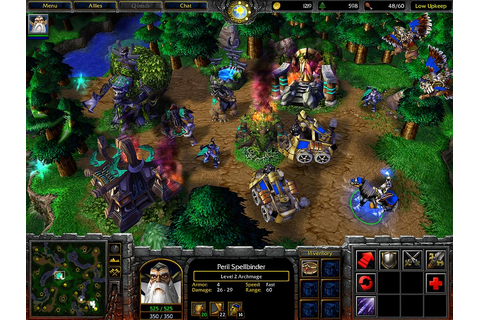 Warcraft III: Reign of Chaos - Lutris