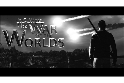 The War of the Worlds Trailer 1 B&W - YouTube