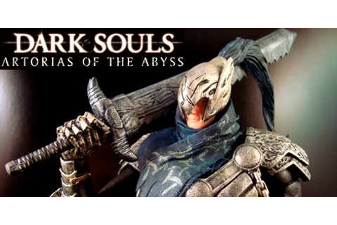 Artorias of the Abyss Dark Souls | AC Custom Figures