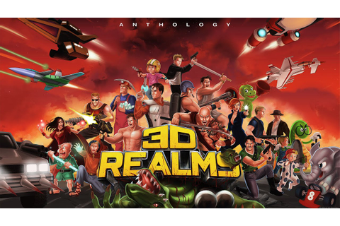3D Realms Anthology Trailer - YouTube
