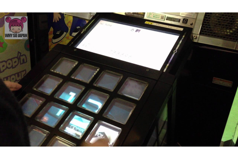 Jubeat game play - YouTube