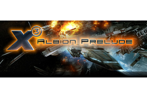 X3 Albion Prelude - The Sandbox Games DB