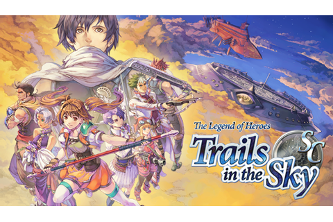 "XSEED Games on Twitter: ""The Legend of Heroes: Trails in ..."