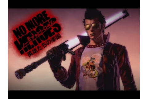 Let's Play No More Heroes: Heroes' Paradise - Part 1 - It ...
