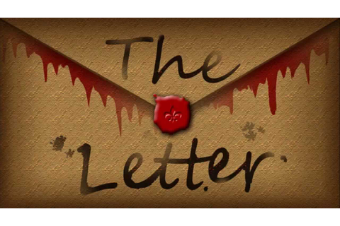 The Letter Soundtrack - YouTube