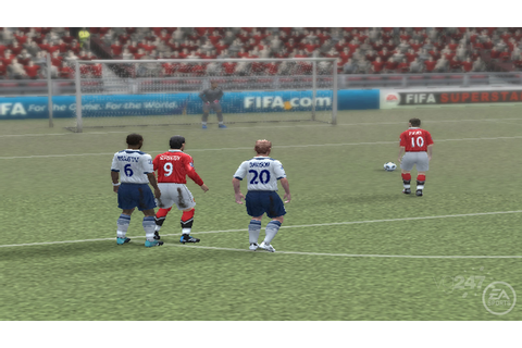 This is what FIFA 11 looks like on PS2 - VG247