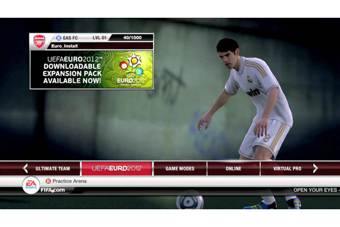 EA SPORTS UEFA EURO 2012 | How to download the game: PC ...