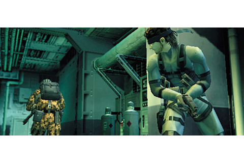Metal Gear Solid 2: Sons of Liberty - #10 Top PS2 Games - IGN