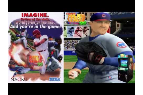 World Series '99 / Super Major League 99 | ARCADE Baseball ...