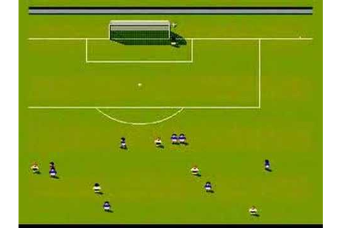 Amiga - Sensible Soccer - YouTube
