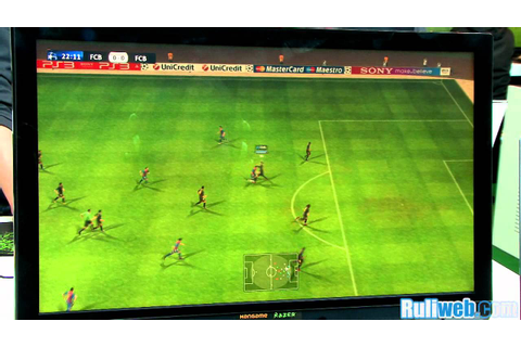 WInning Eleven Online - Gameplay HD - part 1 - YouTube