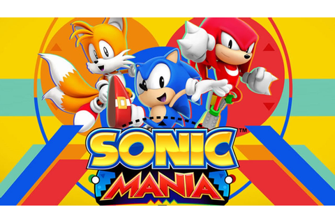 Sonic Mania Game Wallpaper | 2019 Live Wallpaper HD