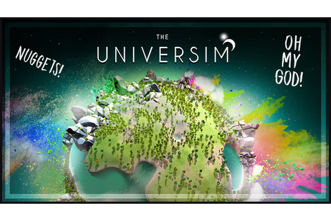 The Universim Gameplay: God Game - Spore meets ...