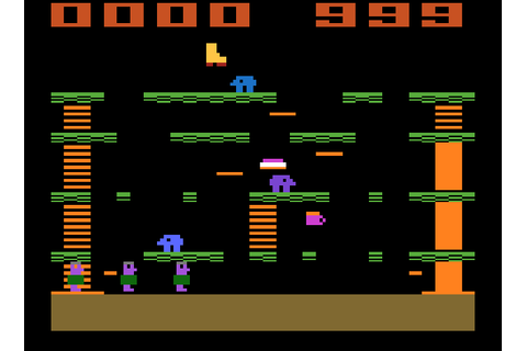 Atari 2600 Game Reviews: Millipede through Miner 2049er ...