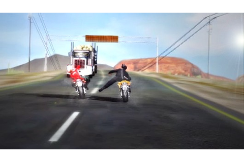 Road Redemption, a Road Rash spiritual successor on ...