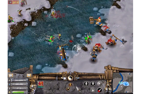 Tải game PC Battle Realms II - Winter of the Wolf