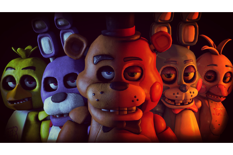 Five Nights At Freddy's: Sister Location Is Actually A ...