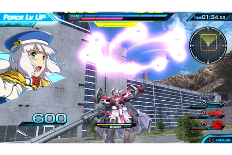 Mobile Suit Gundam: Extreme VS Force update 1.04 released ...