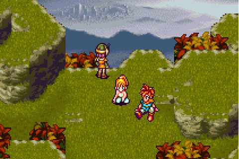 Buy Chrono Trigger: Crimson Echoes SNES Super Nintendo Game