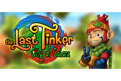 Save 90% on The Last Tinker™: City of Colors on Steam