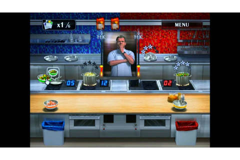Hell's Kitchen - PC Game - Day 8 - Taychiwowa - YouTube