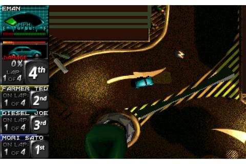 Death Rally (Classic) on Steam