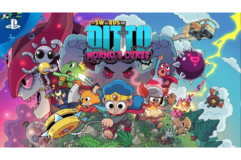 The Swords of Ditto Mormos Curse PC Game Free Download