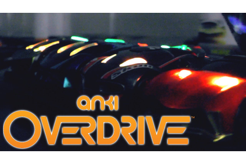 Anki Overdrive - HD Game Footage Announcement Trailer ...