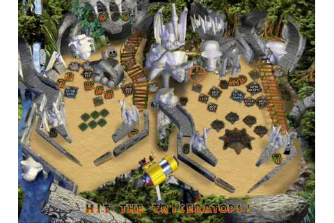3D Ultra Pinball The Lost Continent for the PC - YouTube