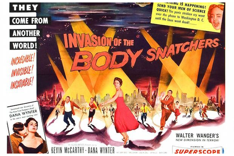 1956 'Invasion of the Body Snatchers' Soundtrack Coming to ...