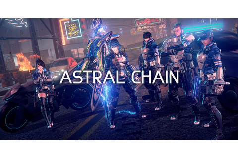 ASTRAL CHAIN | PlatinumGames Inc. Official WebSite
