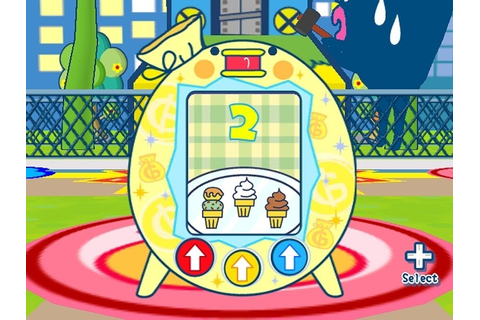 Tamagotchi Party On!Screenshots (Wii)