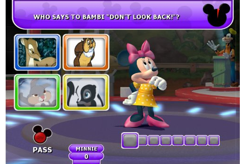 (Playstation 2) Disney Think Fast with 4 Controllers ...