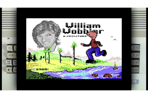 William Wobbler on the Commodore 64 - YouTube