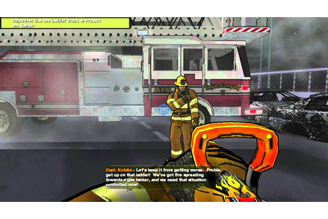 Real Heroes: Firefighter Walkthrough Mission 7 HD - YouTube