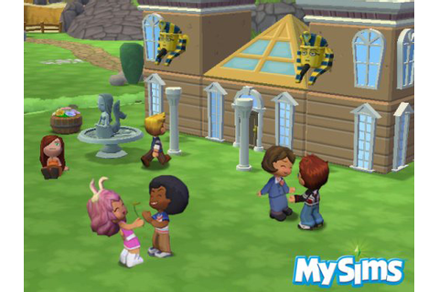 Amazon.com: MySims Collection: Video Games