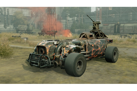 'Crossout' PS4 Release Date: Free-to-play car combat game ...