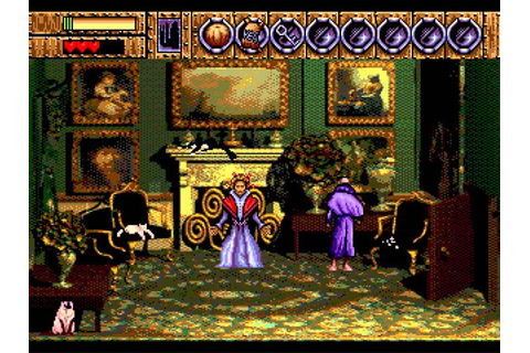Mary Shelley's Frankenstein Review for Sega CD (1994 ...