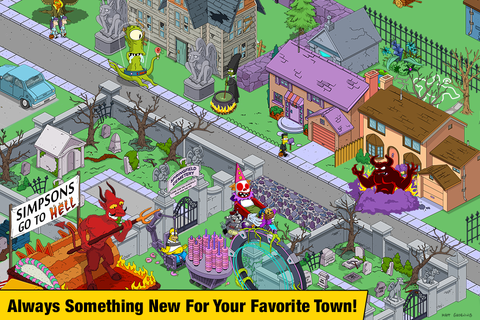 The Simpsons™: Tapped Out - Android Apps on Google Play