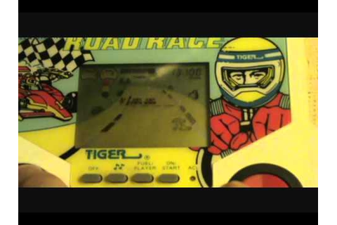Tiger Road Race - YouTube