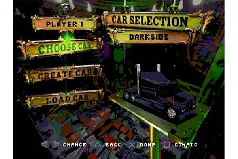 Twisted Metal 4 - PC Game Download Free Full Version