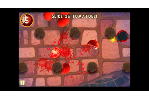 Fruit Ninja Puss in Boots iOS Gameplay - YouTube
