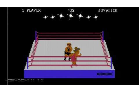 Rock'n Wrestle - Early WWF Wrestling Sports Simulation ...