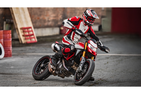 New Ducati Hypermotard 950 | Pure Fun, Endless Adrenalin