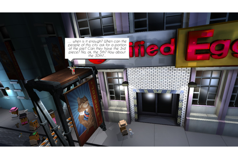 Download Hot Tin Roof: The Cat That Wore A Fedora Full PC Game
