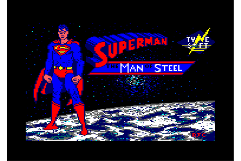 Download Superman: The Man of Steel - My Abandonware