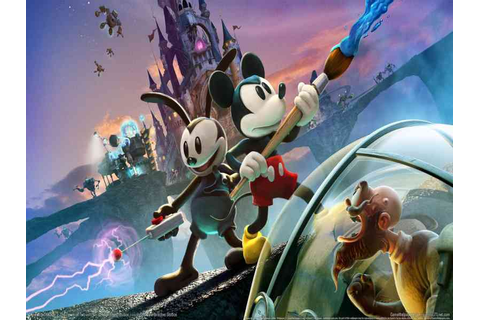 Epic Mickey 2 The Power Of Two Game Download Free For PC ...