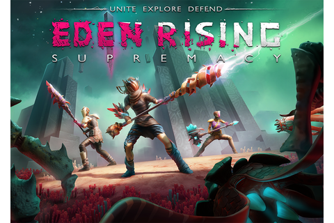 Uniting the Tribe news - Eden Rising: Supremacy - Indie DB