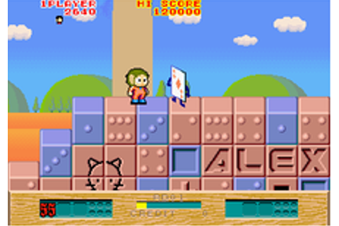 Alex Kidd: The Lost Stars - Wikipedia